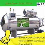 Steam heating food sterilizer retort, horizontal autoclave sterilizer