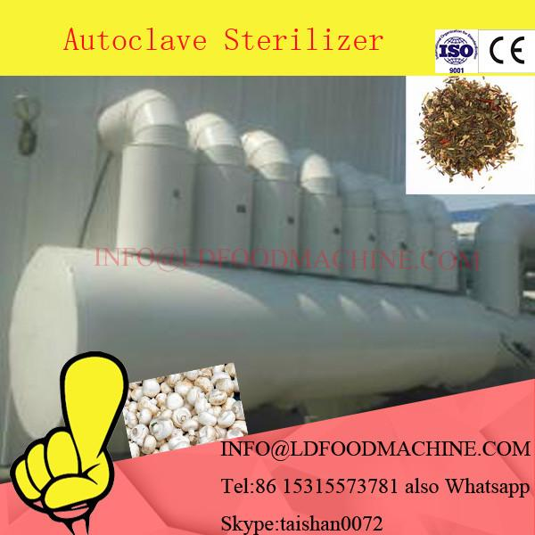 double layer industrial steam autoclave/industry food sterilizer/double door autoclave #1 image